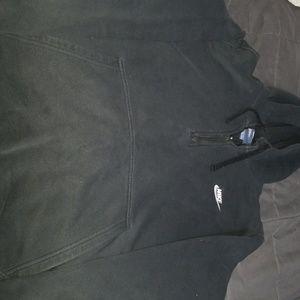 Nike Sweaters - Black nike sweatshirt